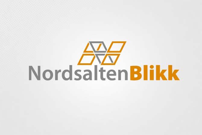 logo nordsalten blikk