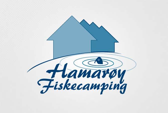 Logo Hamarøy fiskecamping