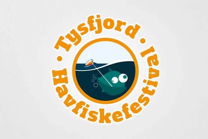 logo tysfjord havfiskefestival