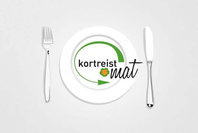 logo kortreist mat