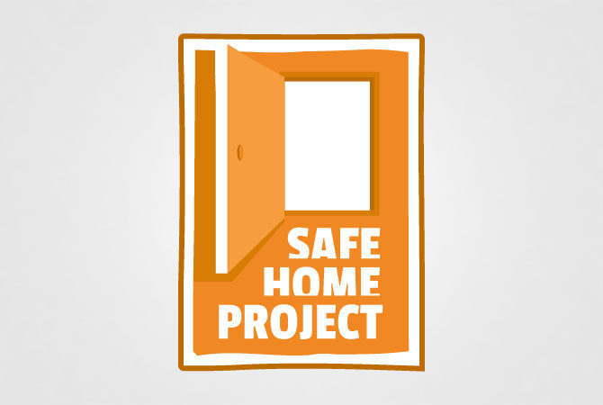 safehomeproject logodesign