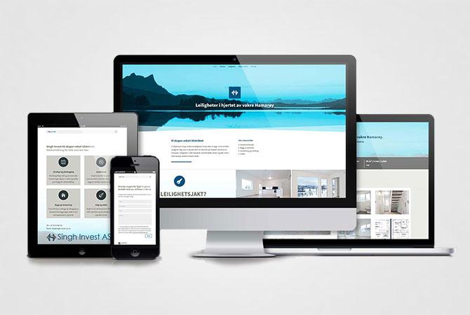 singh-invest webdesign